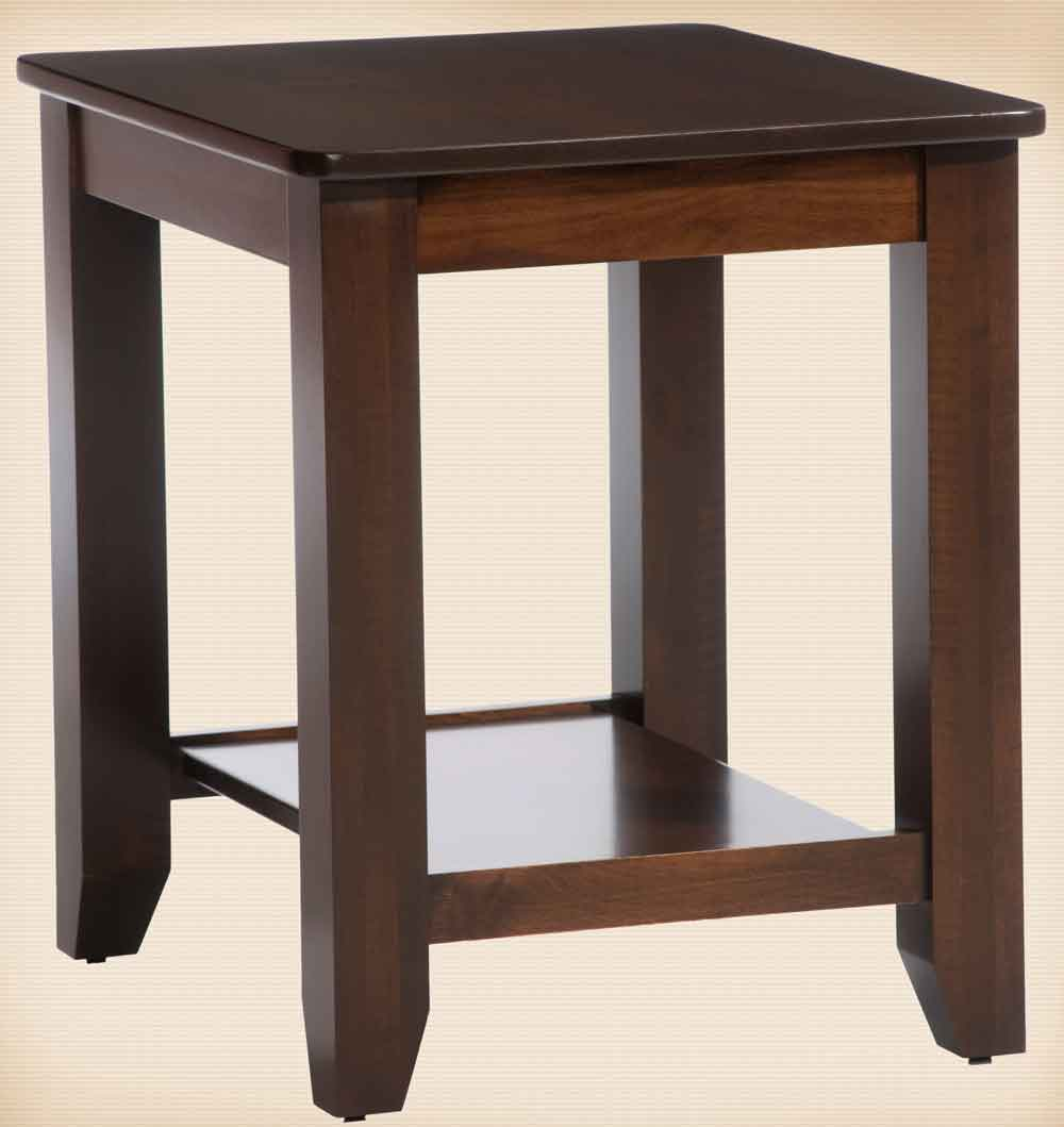 Economy Series End Table