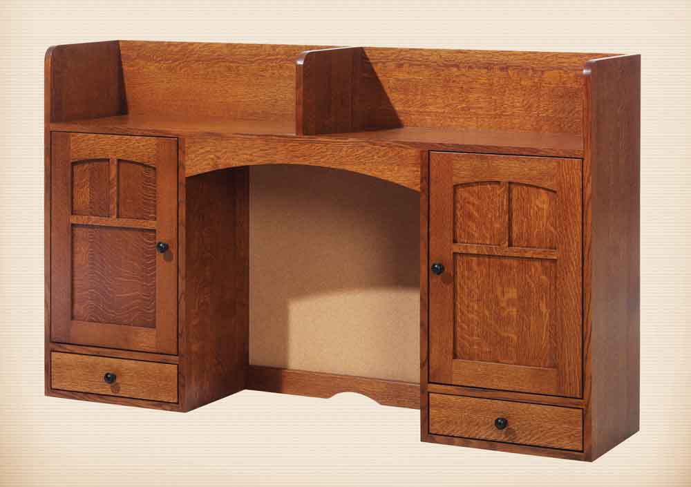 Rivertown Home and Office Collection Hutch Top