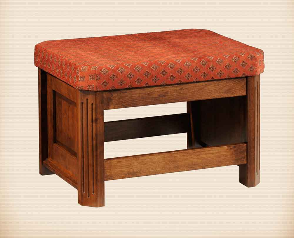 Franchi Seating Collection Ottoman