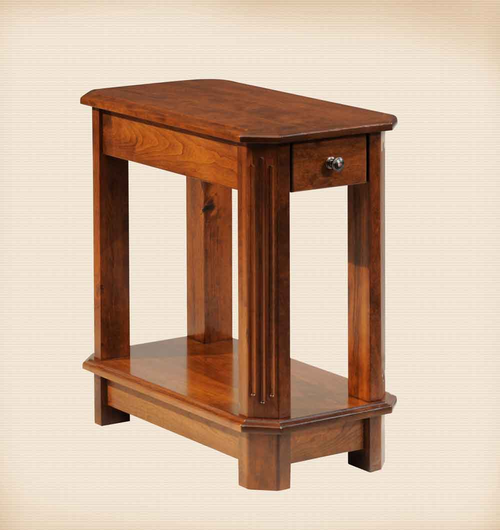 Franchi Collection Chairside Table