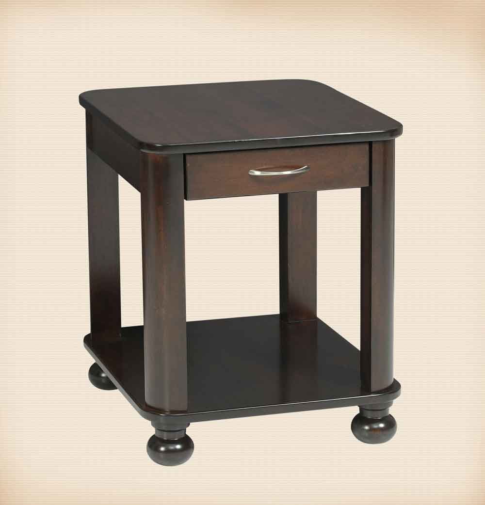 Metro Collection End Table