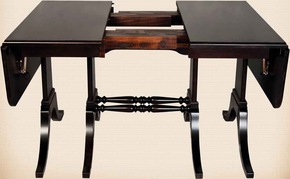 Empire Extention Table-Open