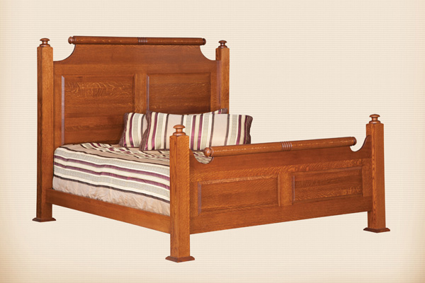809 HolmCo Bed