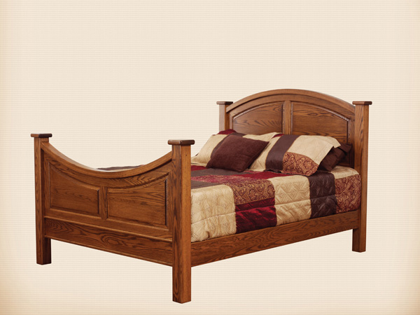 Colonial Gateway Bed