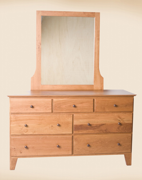 Canterbury Tall Dresser Mirror