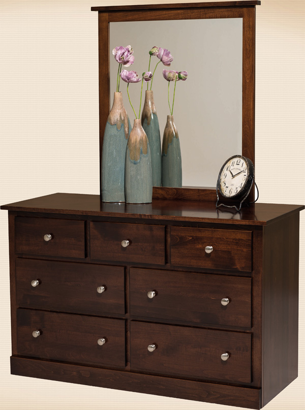 Hampton Tall Dresser Mirror