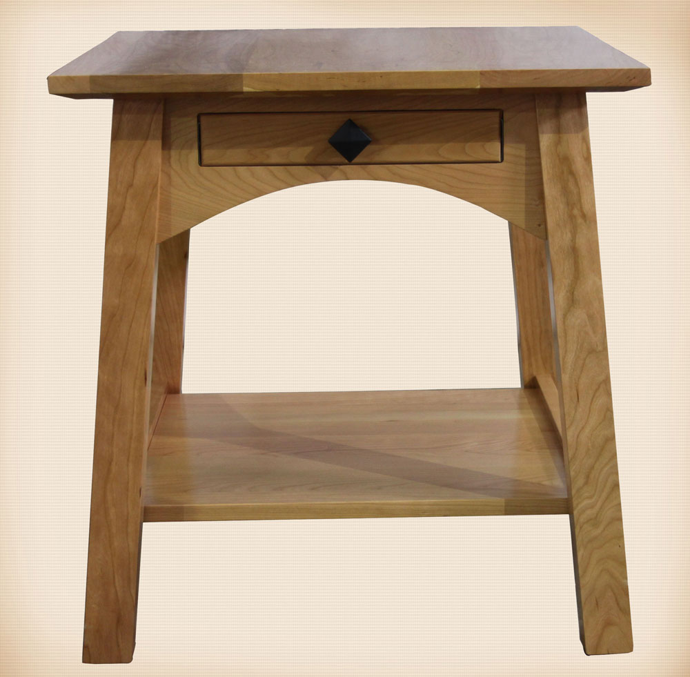 McCoy Open End Collection End Table