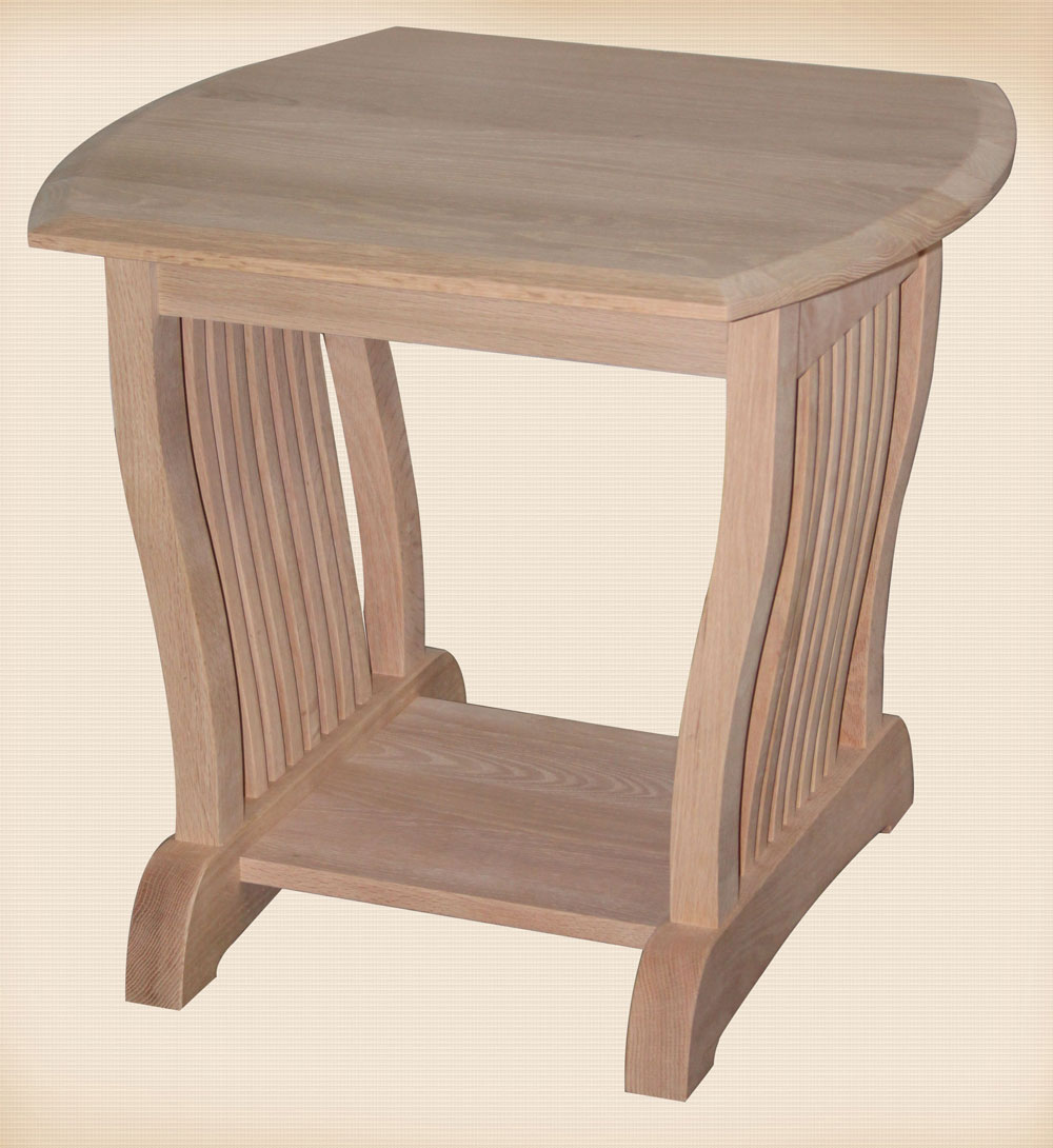 Royal Mission Collection End Table