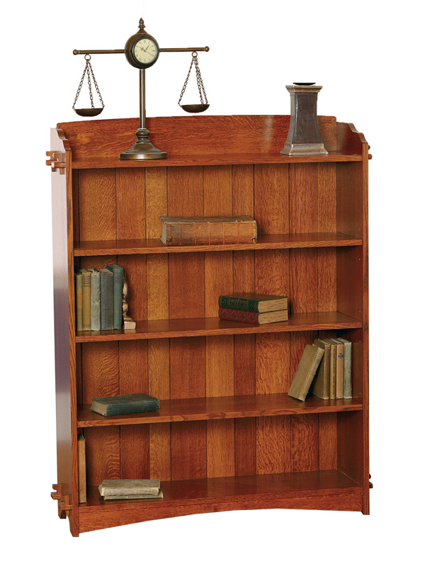 Village Mission Bookcase