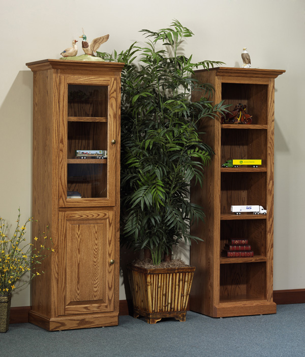 Highland Office Suite Collection Barrister Bookcase