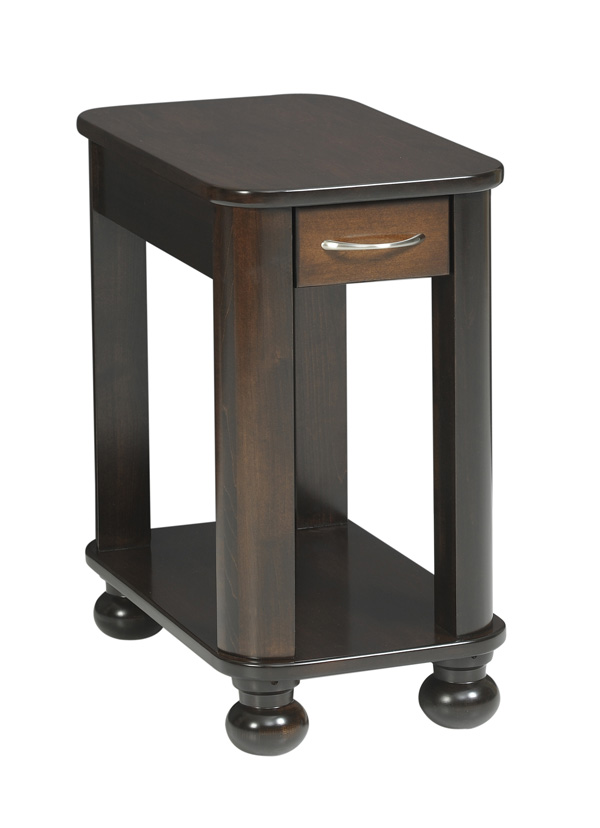 Metro Collection Chairside Table