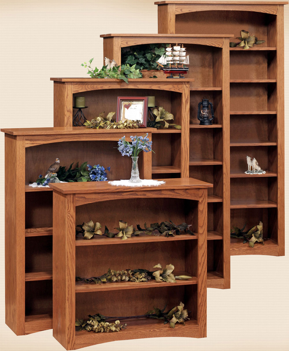 "Shaker Bookcases 36""W"