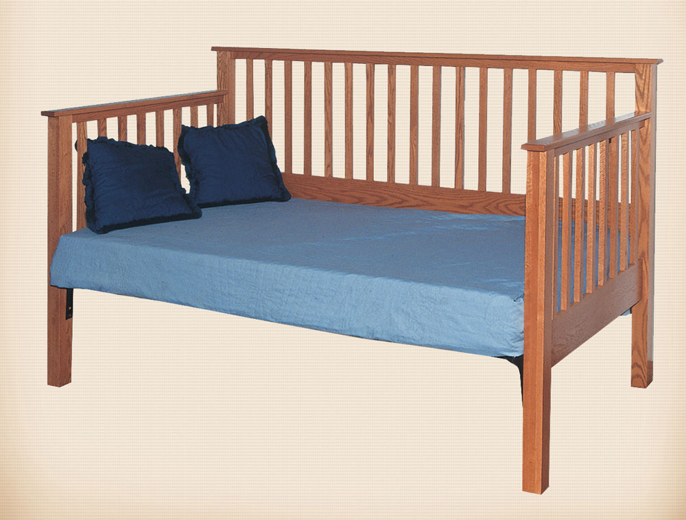 Mission Day Bed