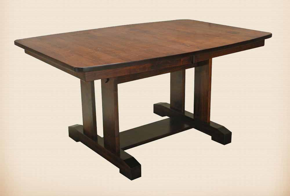 Raleigh Double Pedestal Dining Table
