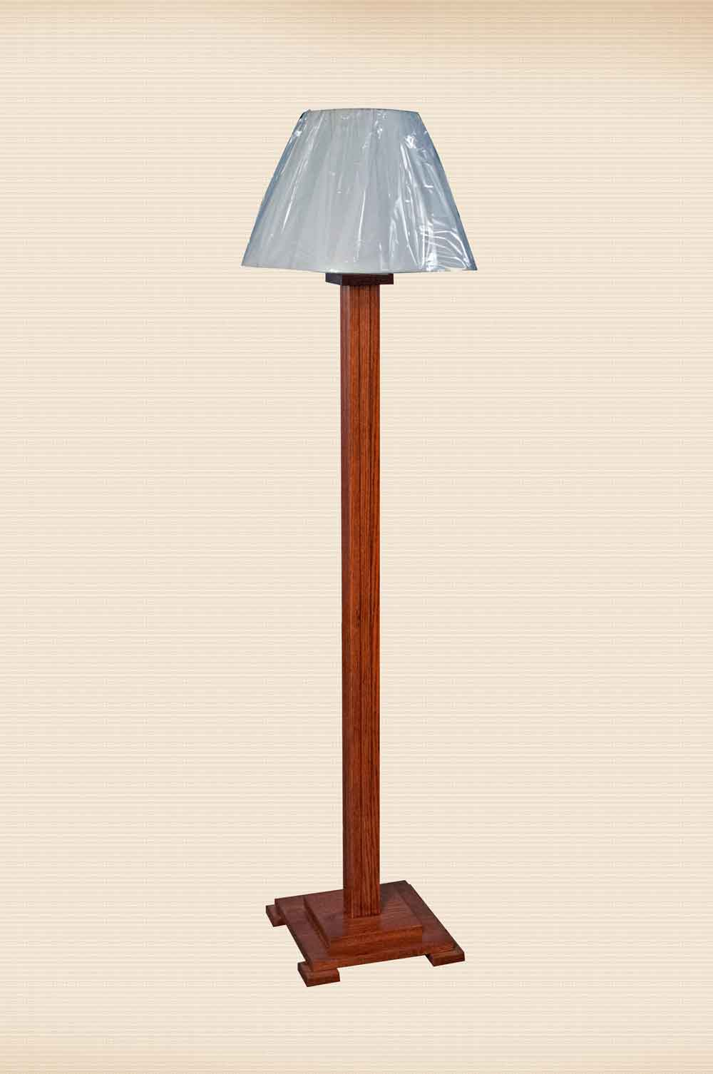 Mission Style Reading Lamp