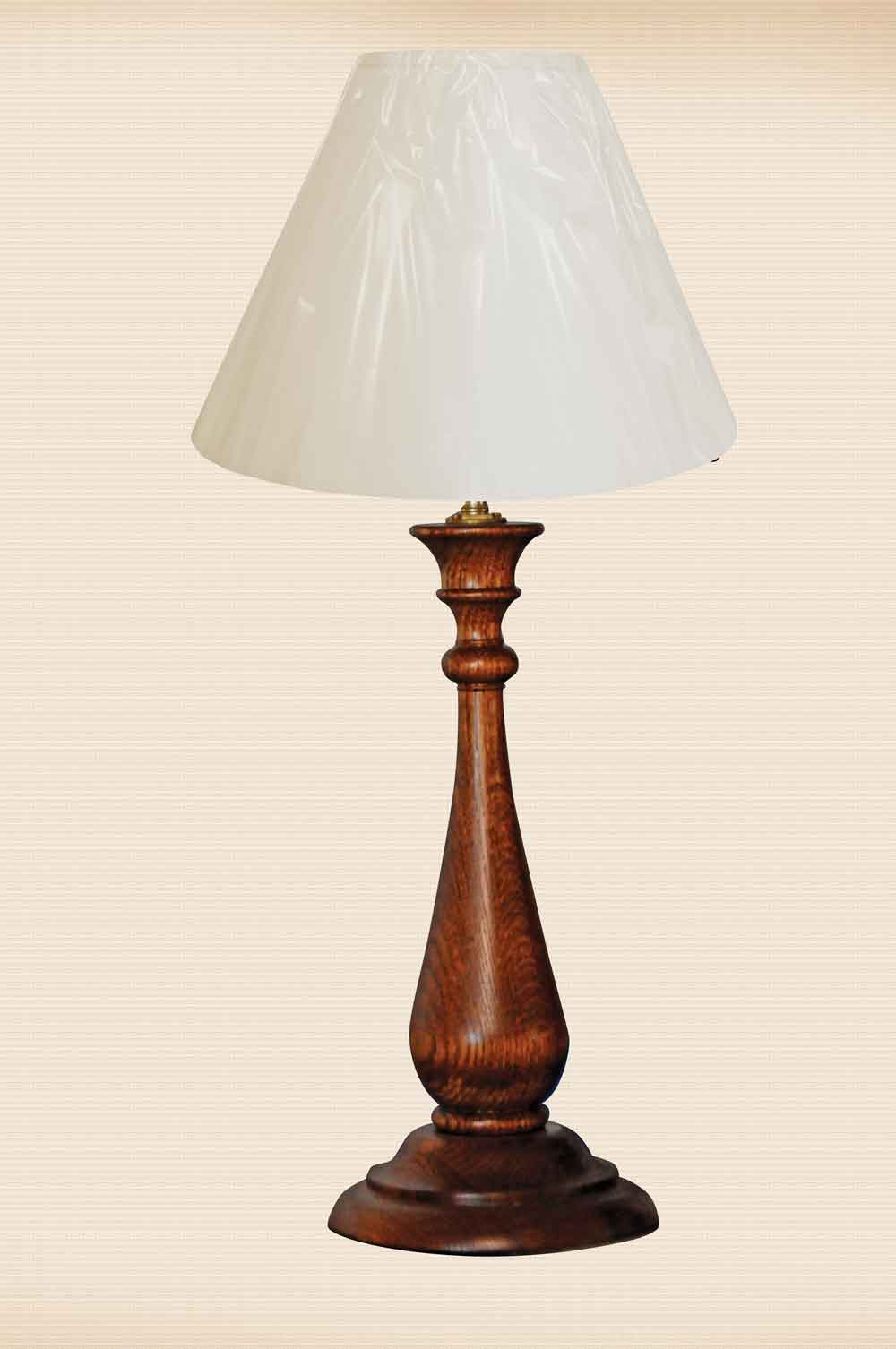 Turned post Table Lamp