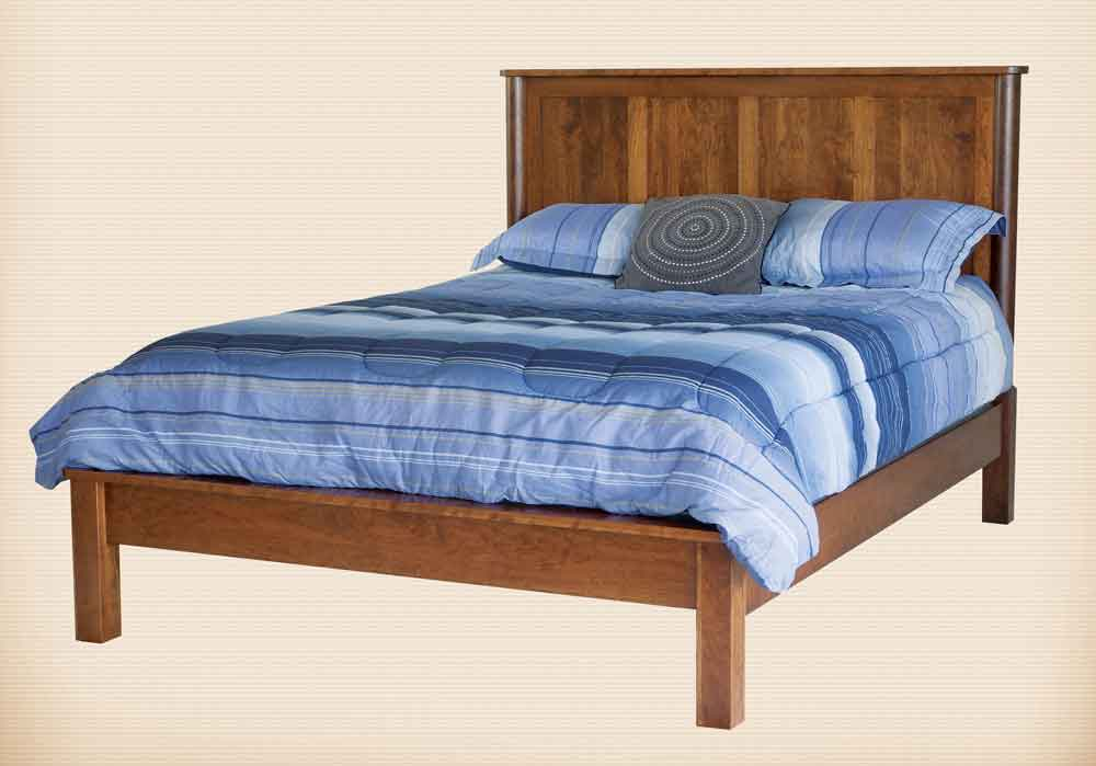 Cunningham Panel Bed