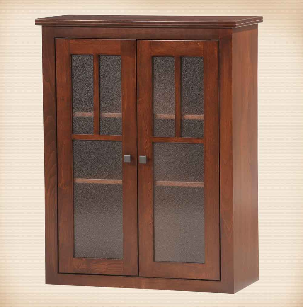 Prairie Mission Collection Two-Door Hutch